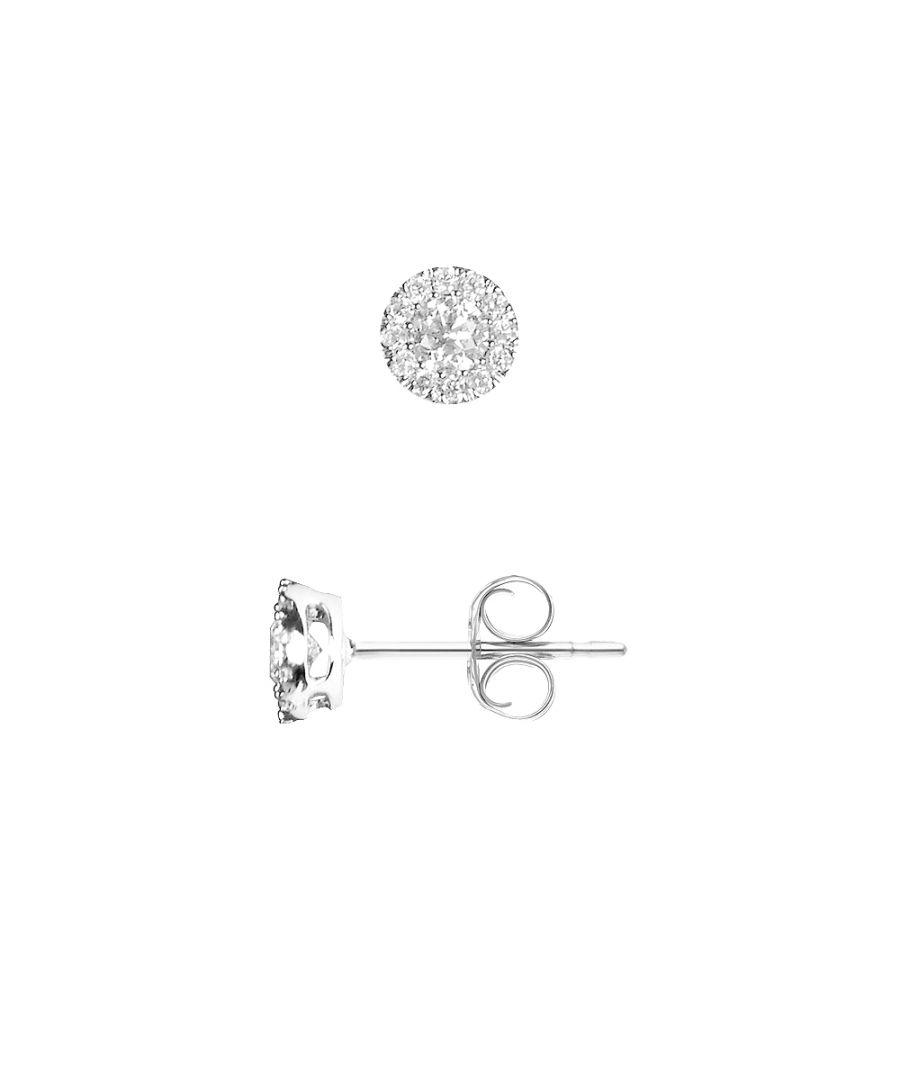 Image for DIADEMA - Earrings - Diamonds - White Gold