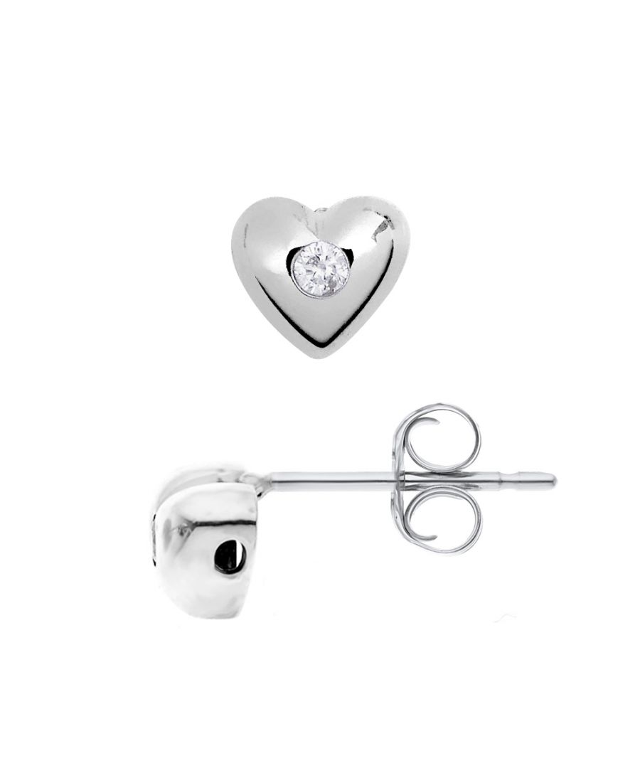 Image for DIADEMA - Earrings - Diamonds and Silver