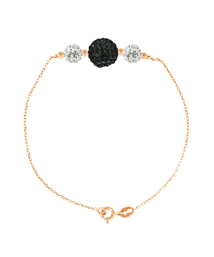 Image for DIADEMA - Bracelet Trilogy - Black Night - Love Jewelry Collection