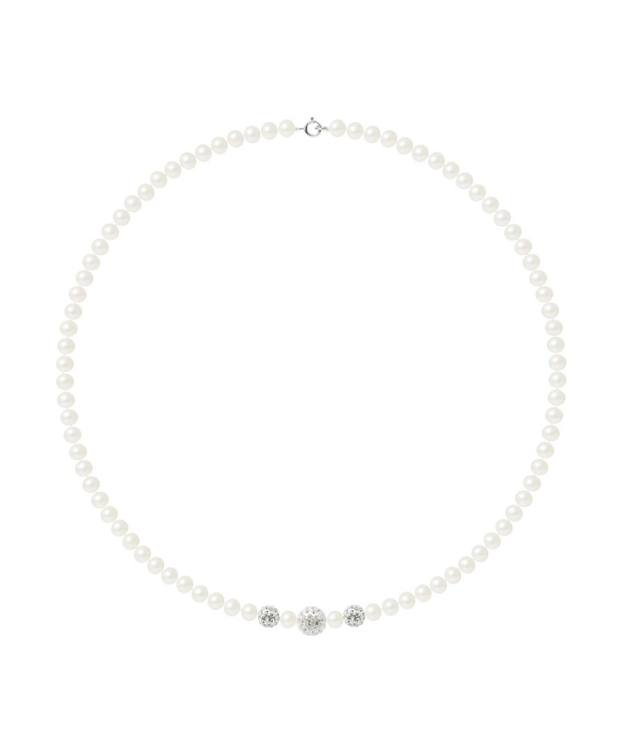 Image for DIADEMA - Necklace - Freshwater Pearls - Love Jewelry Collection