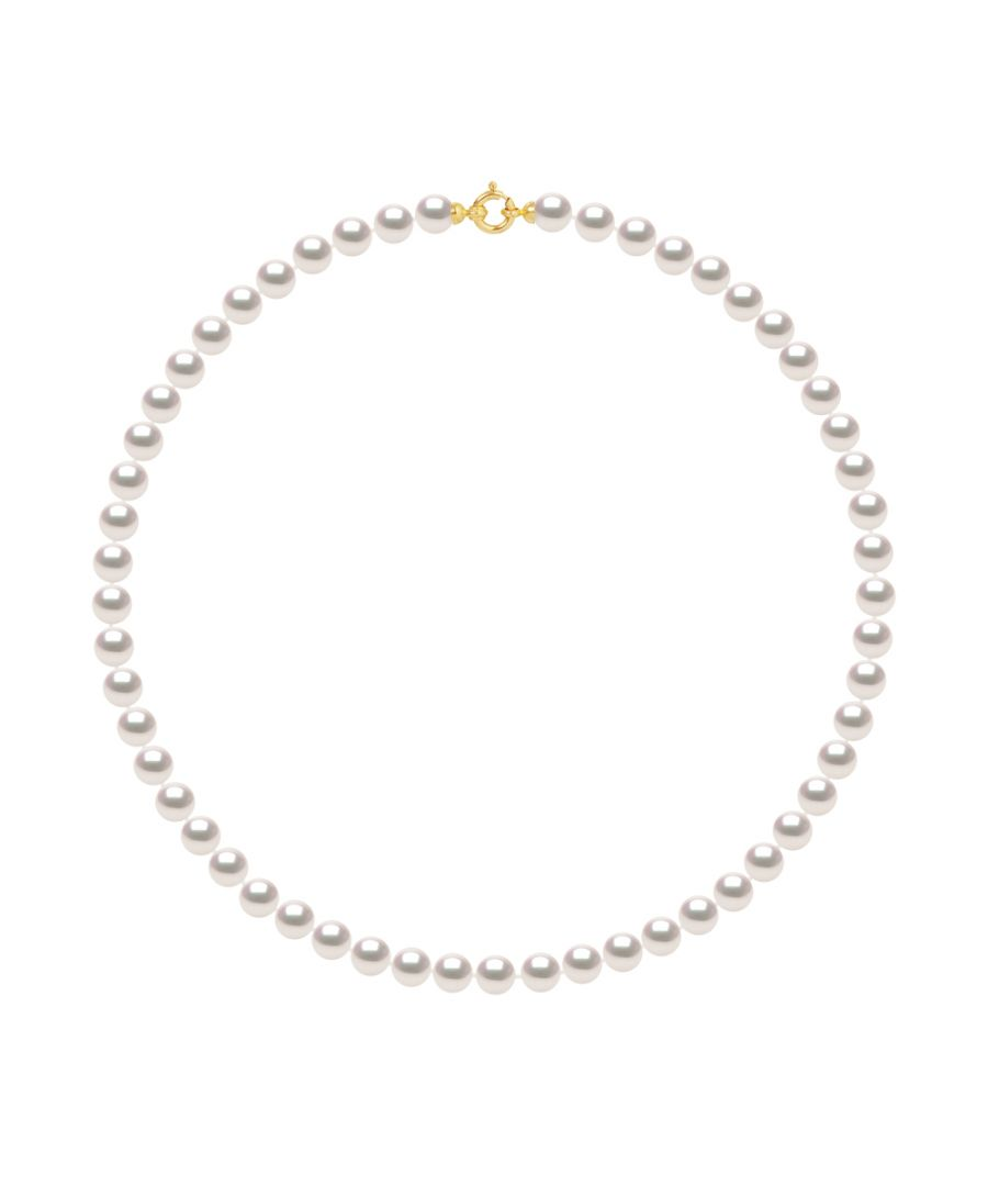 Image for DIADEMA - Necklace - True Japanese Akoya Cultured Pearl - Quality AA+