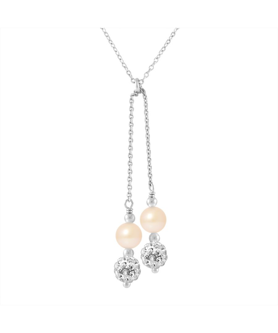 Image for DIADEMA - Freshwater Pearl Necklace - Love Jewelry Collection
