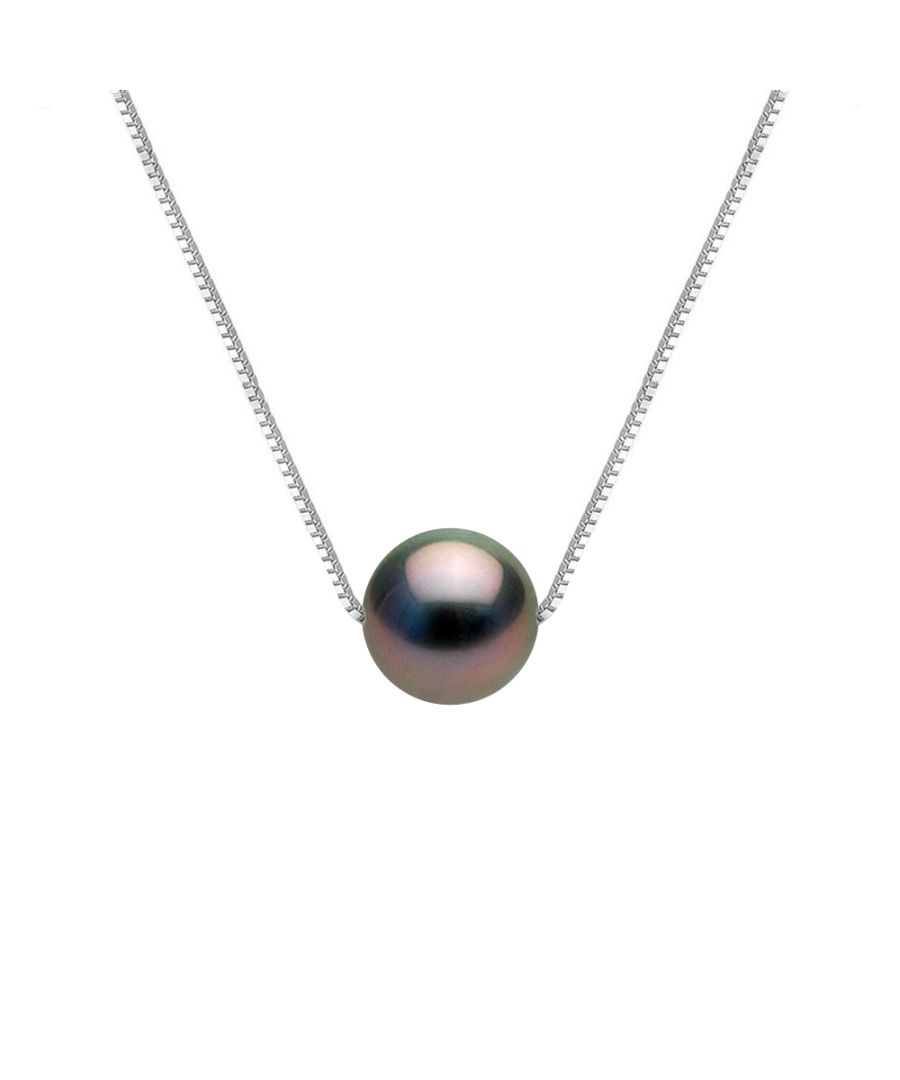 Image for DIADEMA - Necklace - Tahitian Pearl - Silver