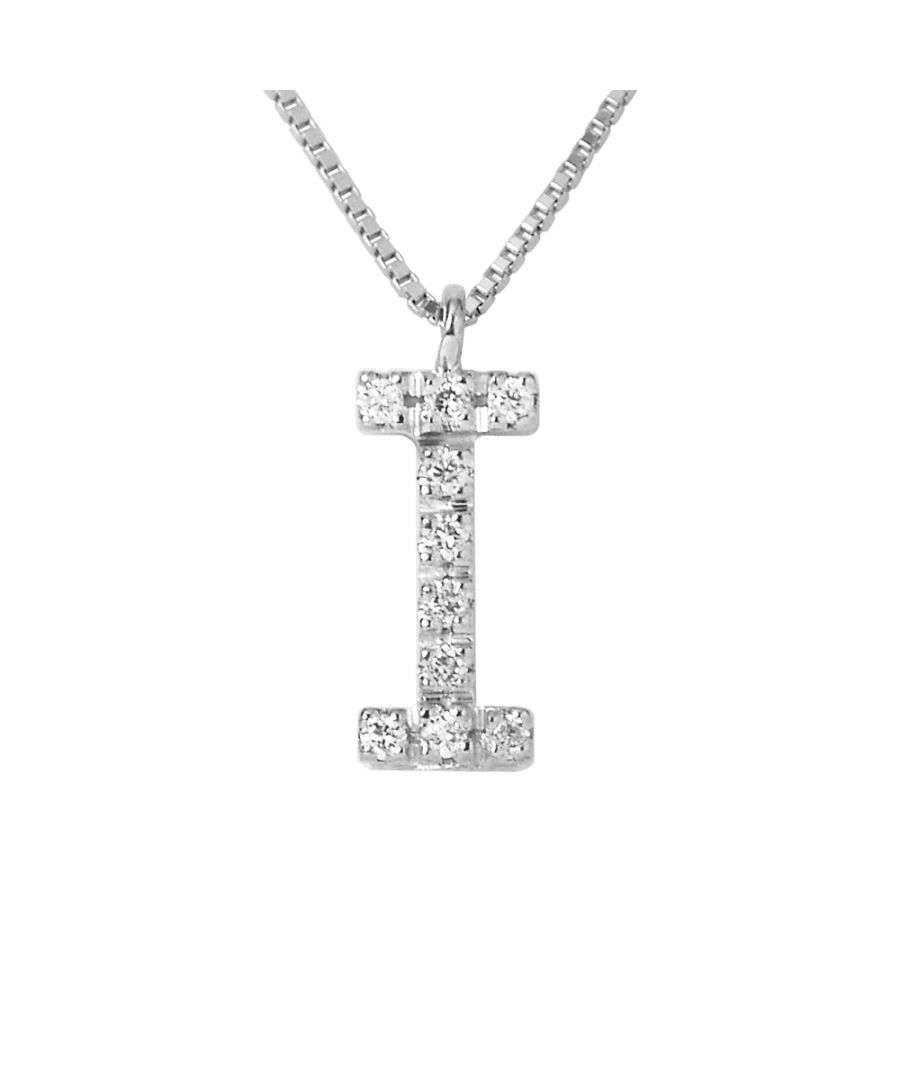 Image for DIADEMA - Necklace with Diamonds - I - White Gold - Chaine Véntienne