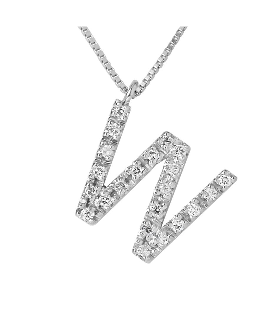 Image for DIADEMA - Necklace with Diamonds - W -White Gold