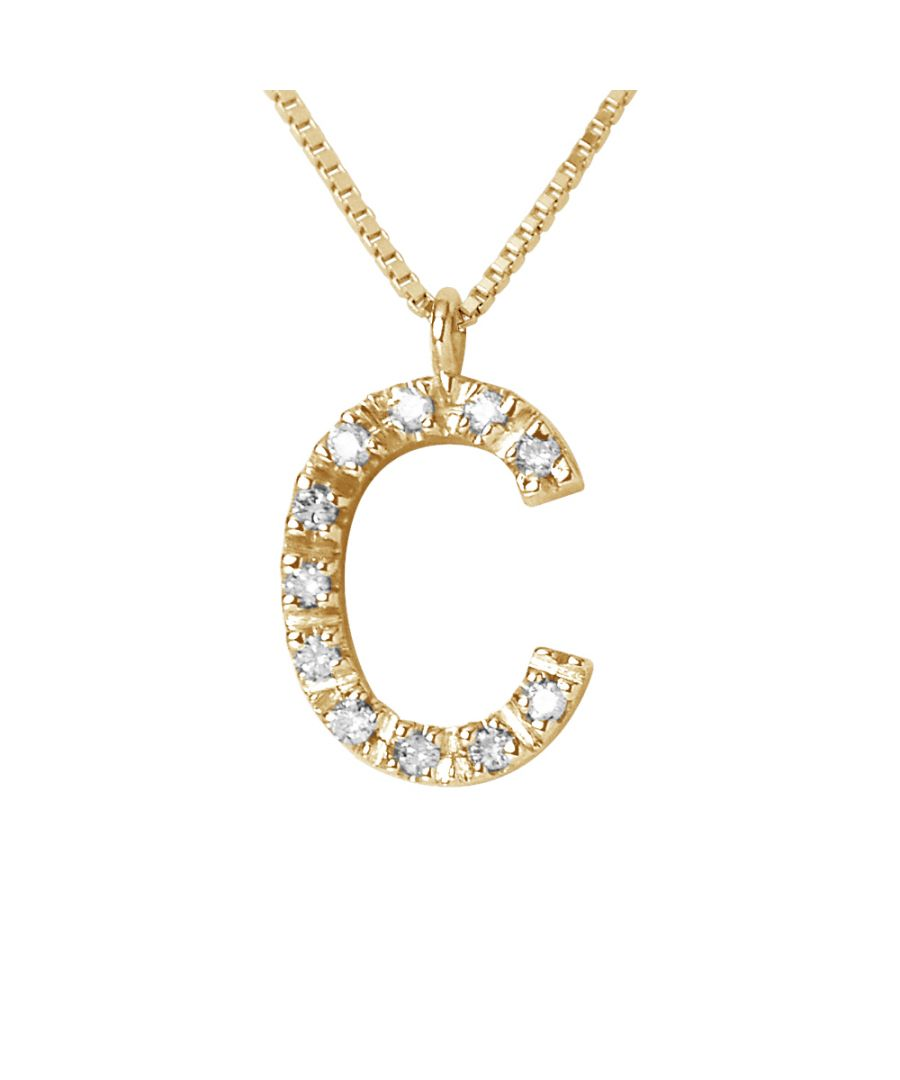 Image for DIADEMA - Necklace with Diamonds - C - Yellow Gold - Chaine Véntienne