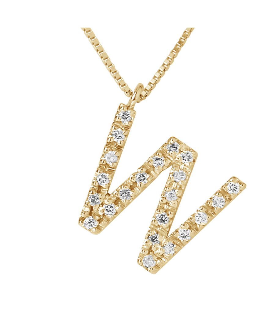 Image for DIADEMA - Necklace with Diamonds - W - Yellow Gold - Chaine Véntienne