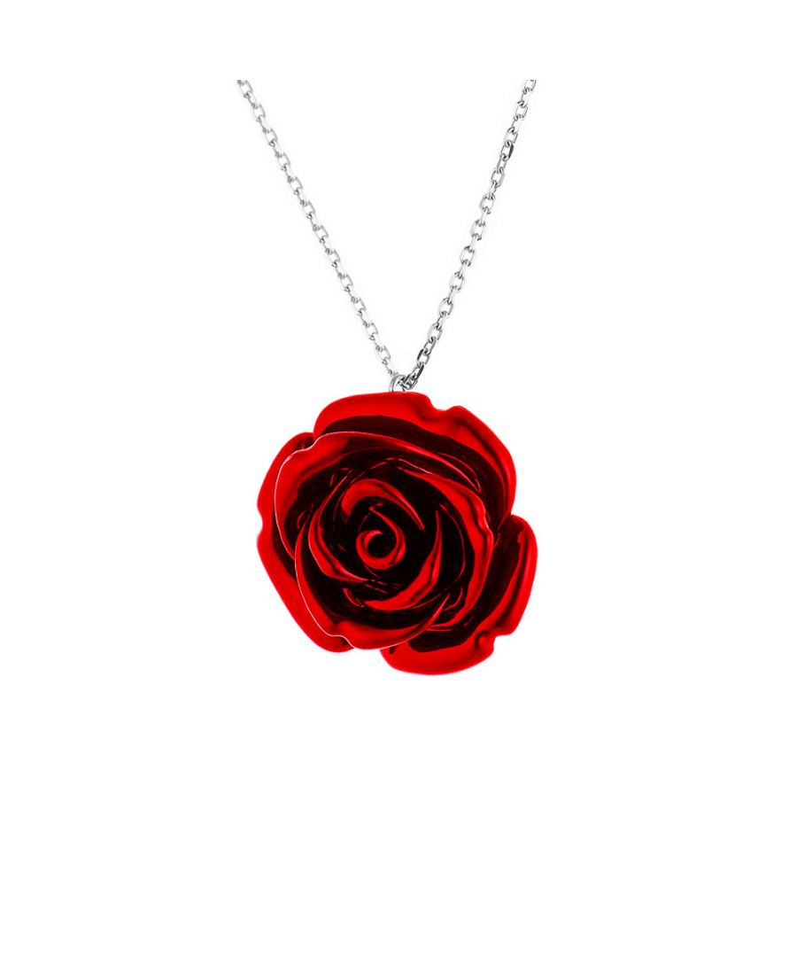 Image for DIADEMA - Necklace - Red Rose - Love Jewelry Collection