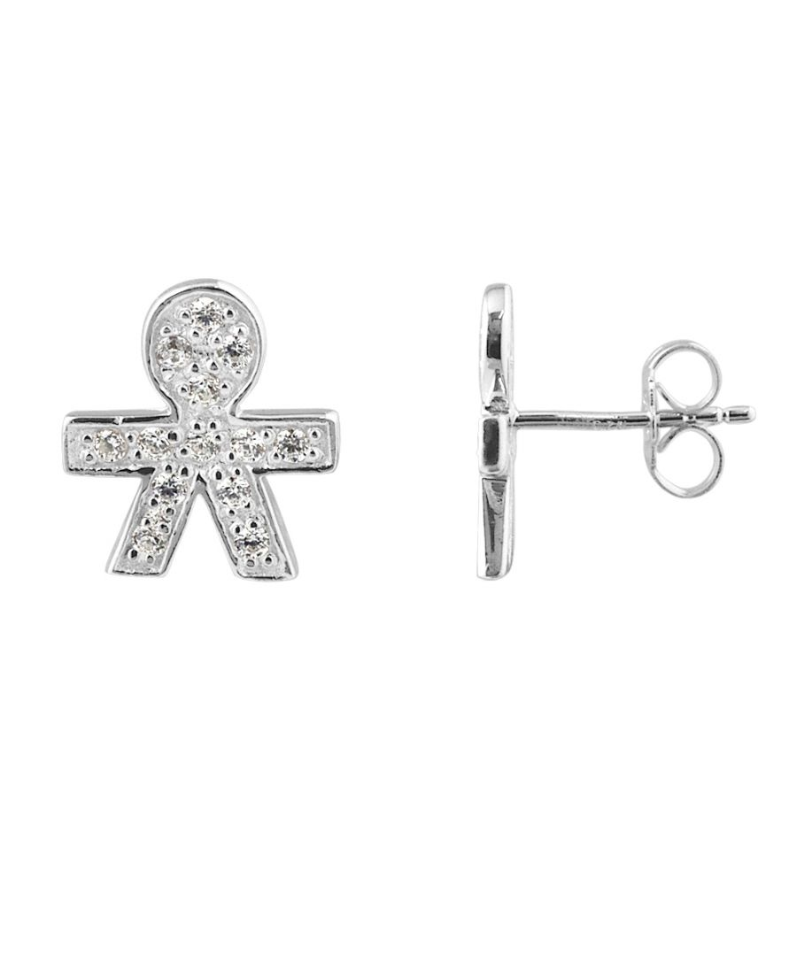 Image for DIADEMA - Earrings - Boy - Love Jewelry Collection