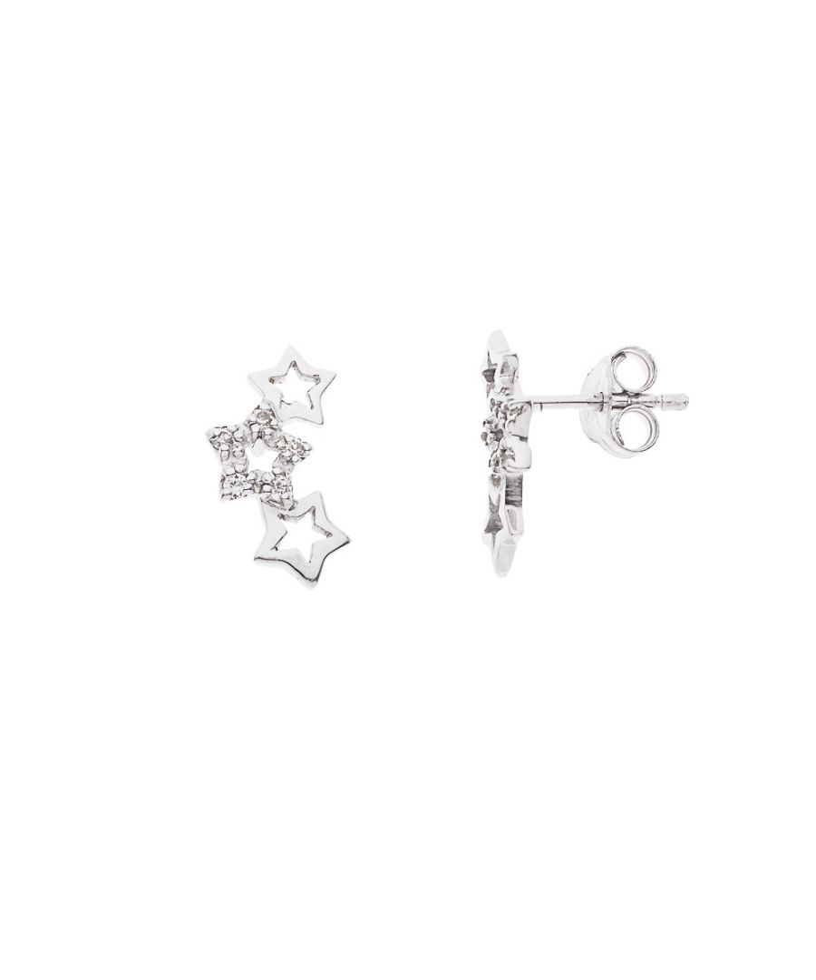 Image for DIADEMA - Earrings - Star - Love Jewelry Collection