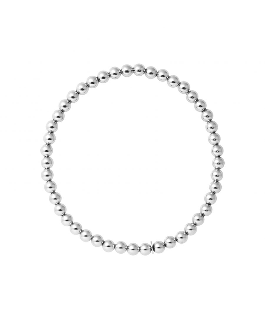 Image for DIADEMA - Bracelet - Silver Balls Love Jewelry Collection