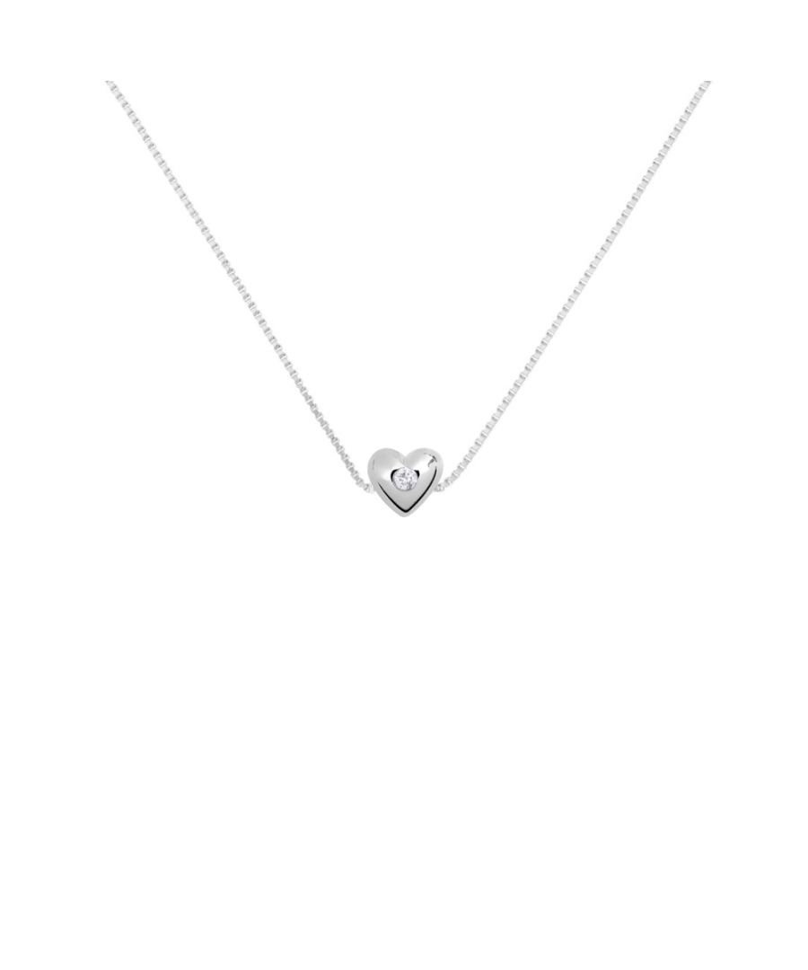 Image for DIADEMA - Necklace - Heart - Real Diamond