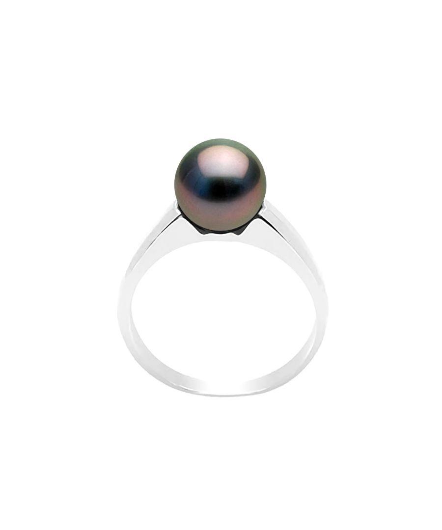 Image for DIADEMA - Ring Tahitian Pearl