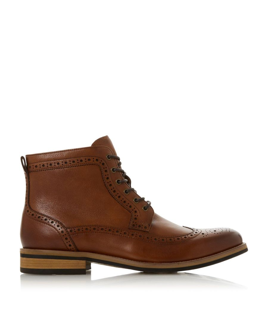 Image for Bertie Mens MAYNOR Brogue Boots