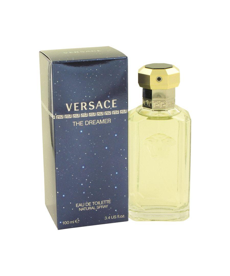 Image for Dreamer Eau De Toilette Spray By Versace 100 ml