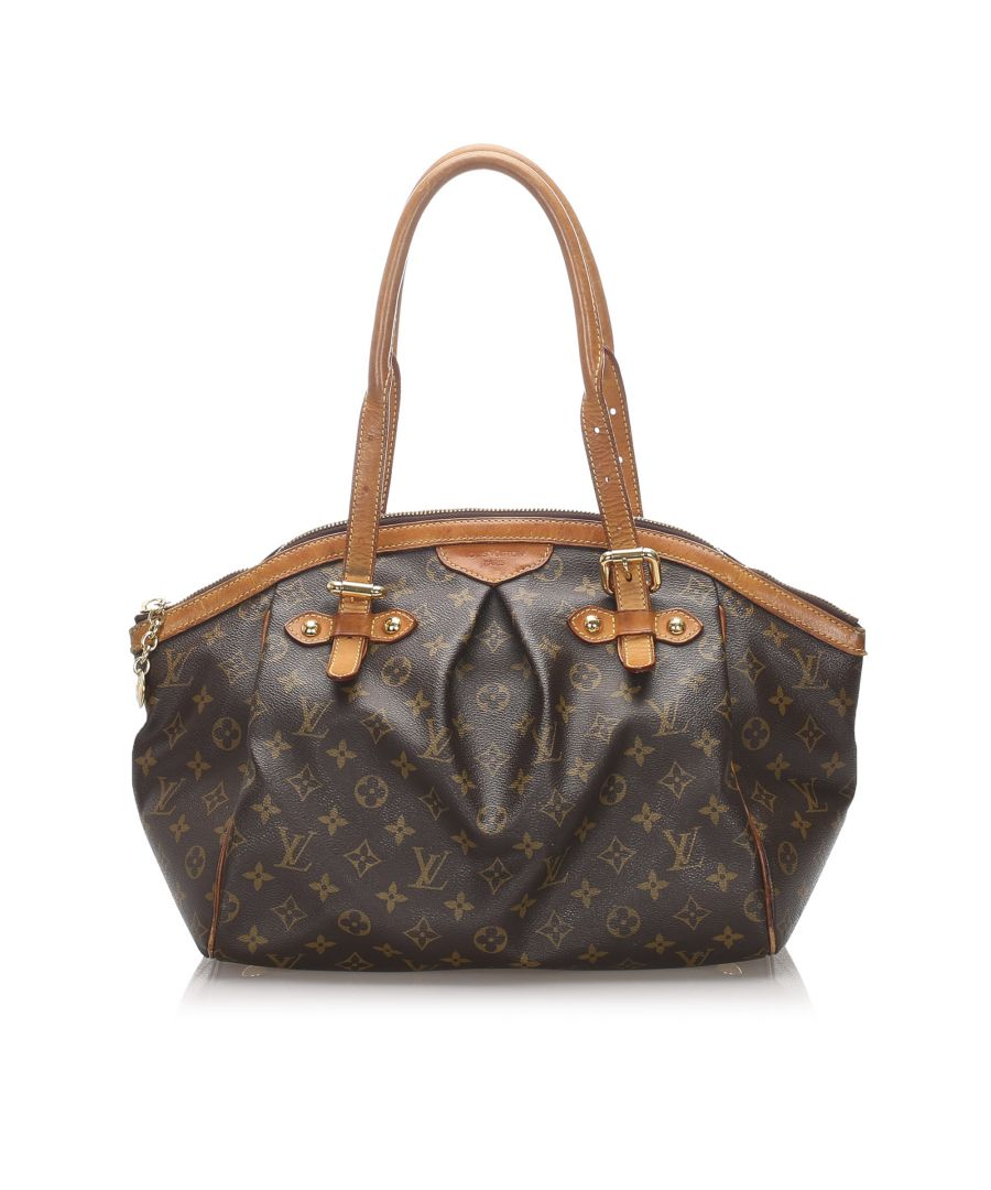 Image for Vintage Louis Vuitton Monogram Tivoli GM Brown