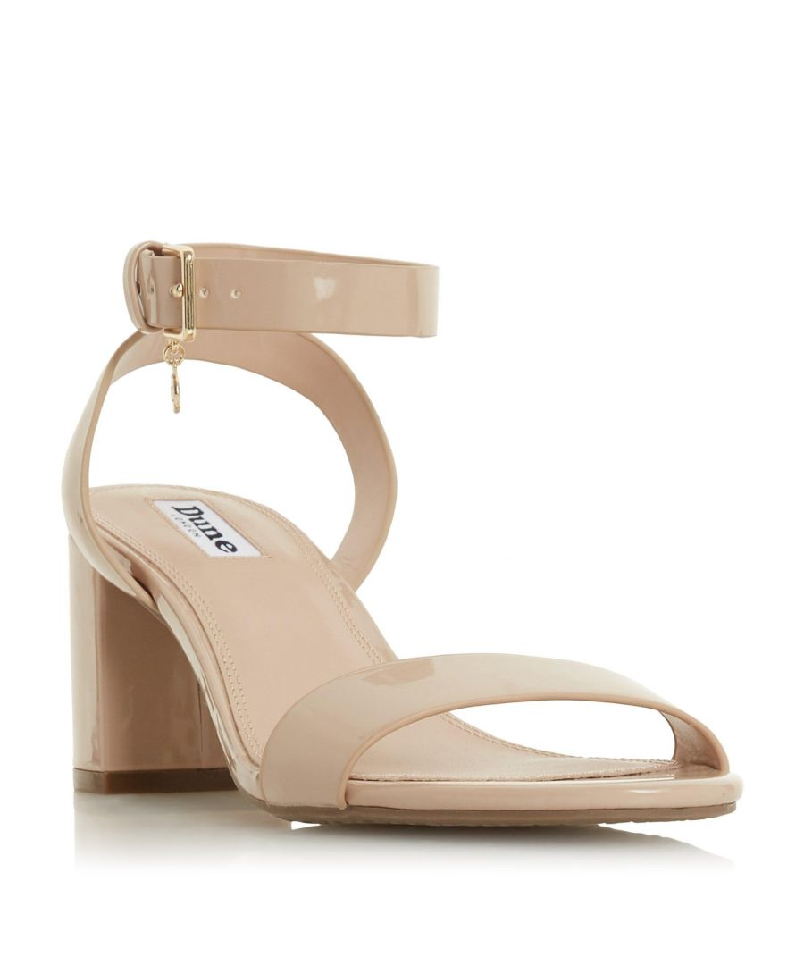 Image for Dune Ladies MEMEE Mid Block Heel Sandal