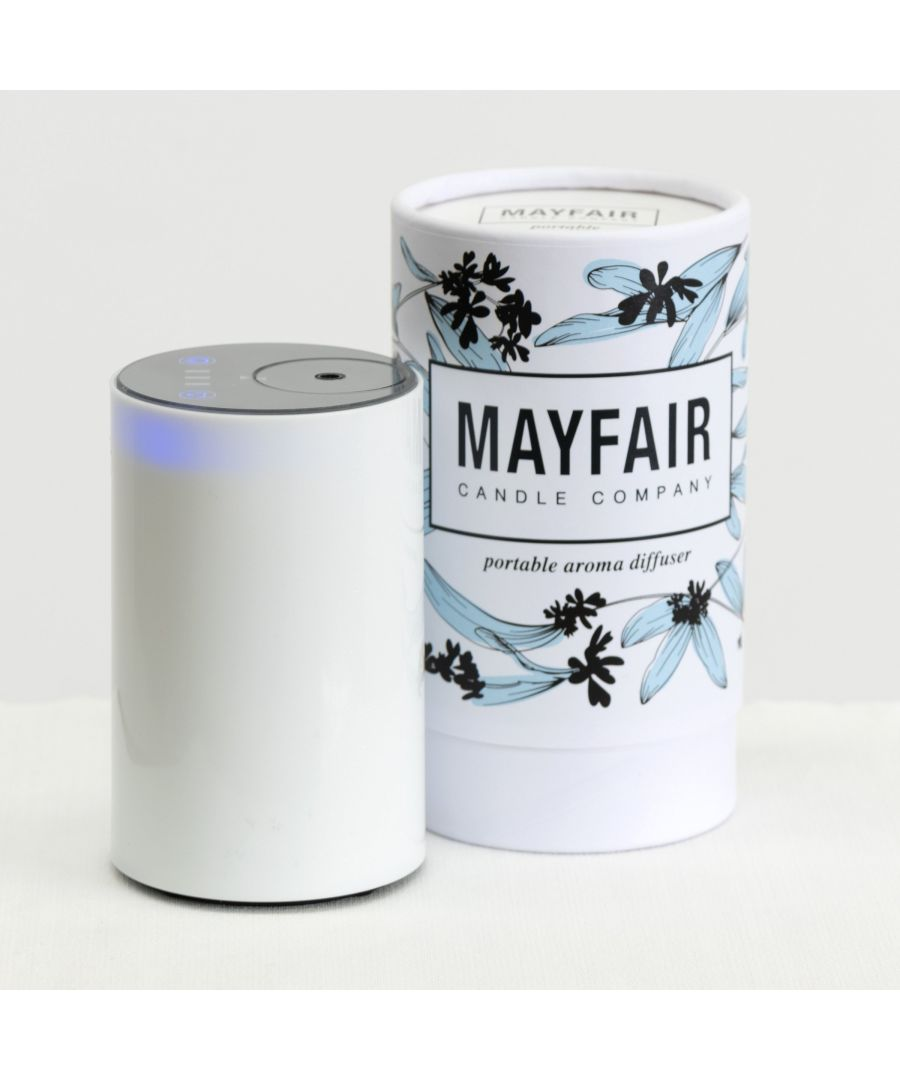 Image for Mayfair Candle Company Portable And Rechargeable Aroma Diffuser