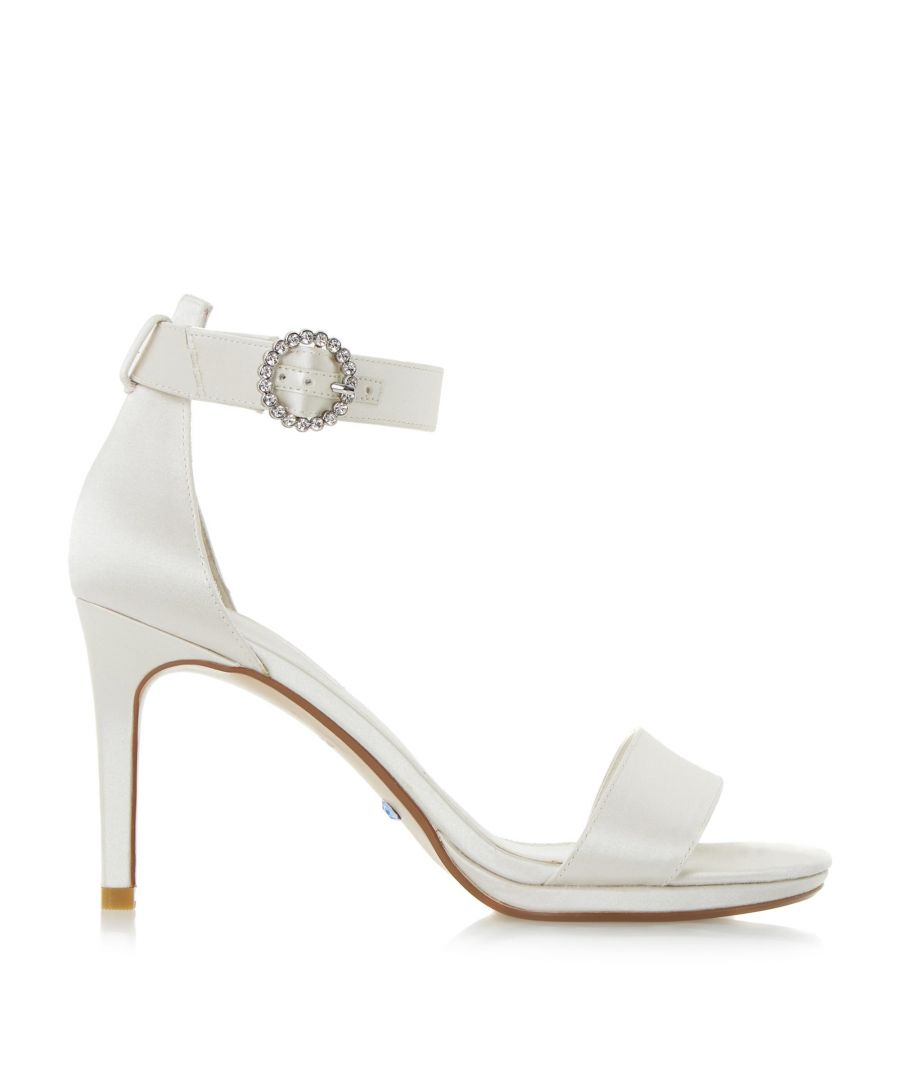 Image for Dune Ladies MIAMI Two Part High Heel Sandals