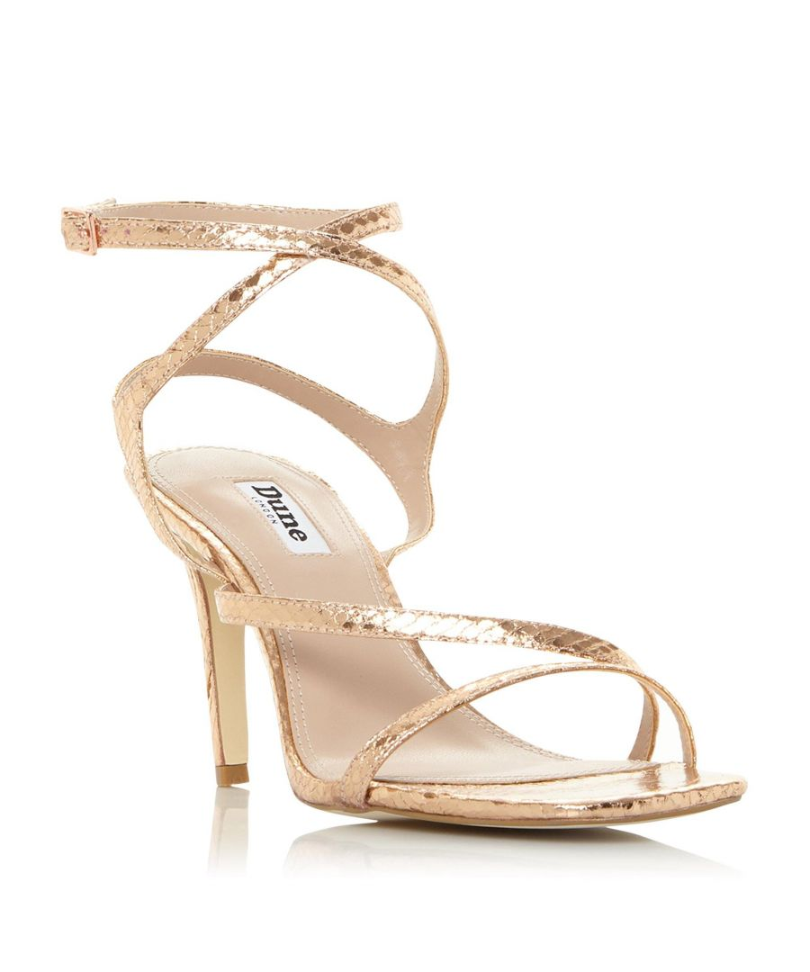 Image for Dune Ladies MIGHTEYS Square Toe Strappy Sandal