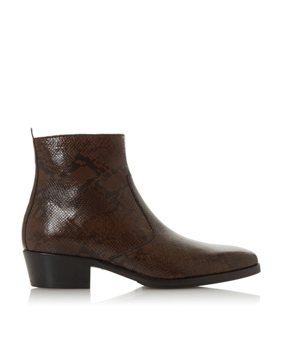 Image for Dune Mens MILLING Western Boots
