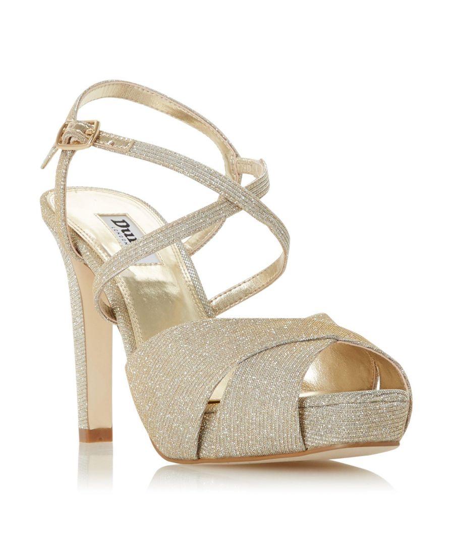 Image for Dune Ladies MISHAA Platform Strap Sandal