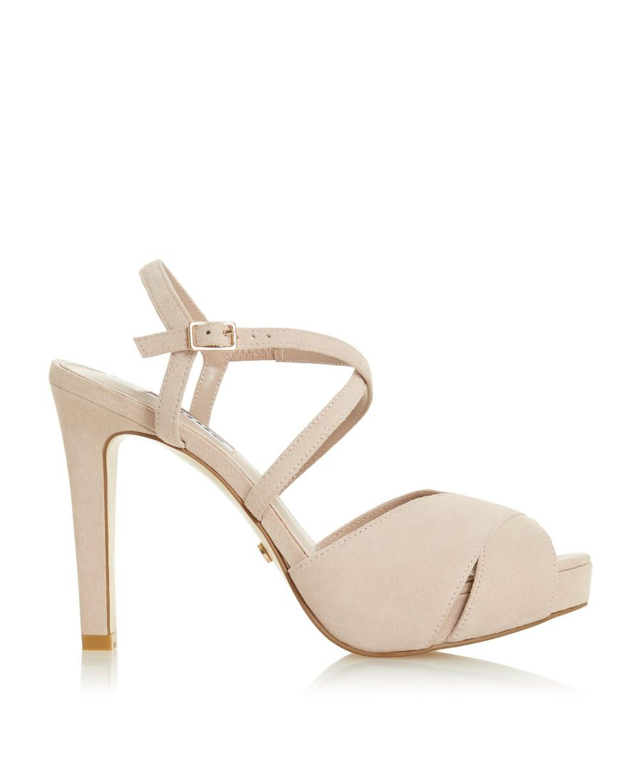 Image for Dune Ladies MISHAA Platform Strap Sandals