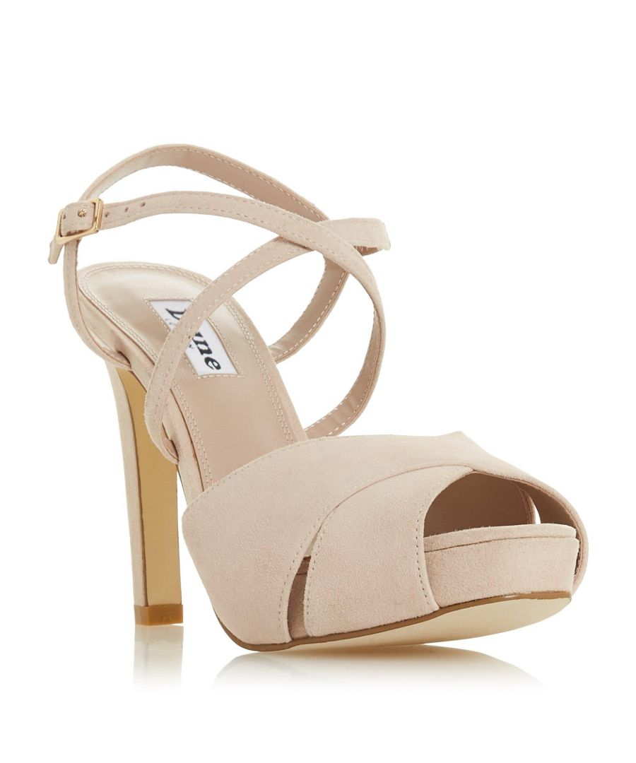 Image for Dune Ladies MISHAA Platform Strap Sandal