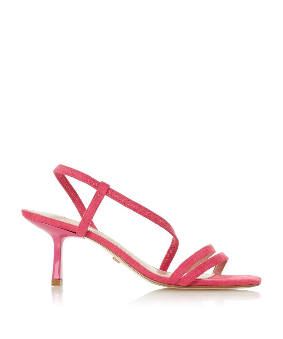 Image for Dune Ladies MISO Open Toe Strap Sandals
