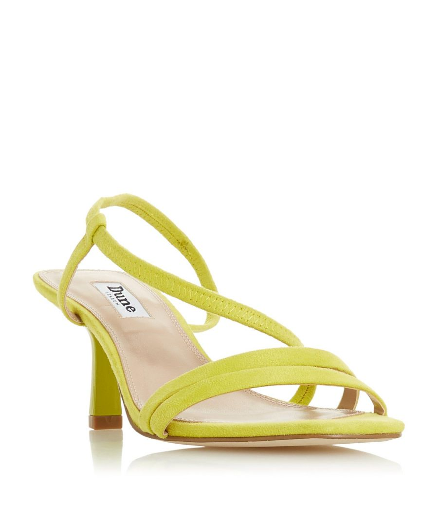 Image for Dune Ladies MISO Open Toe Strap Sandal