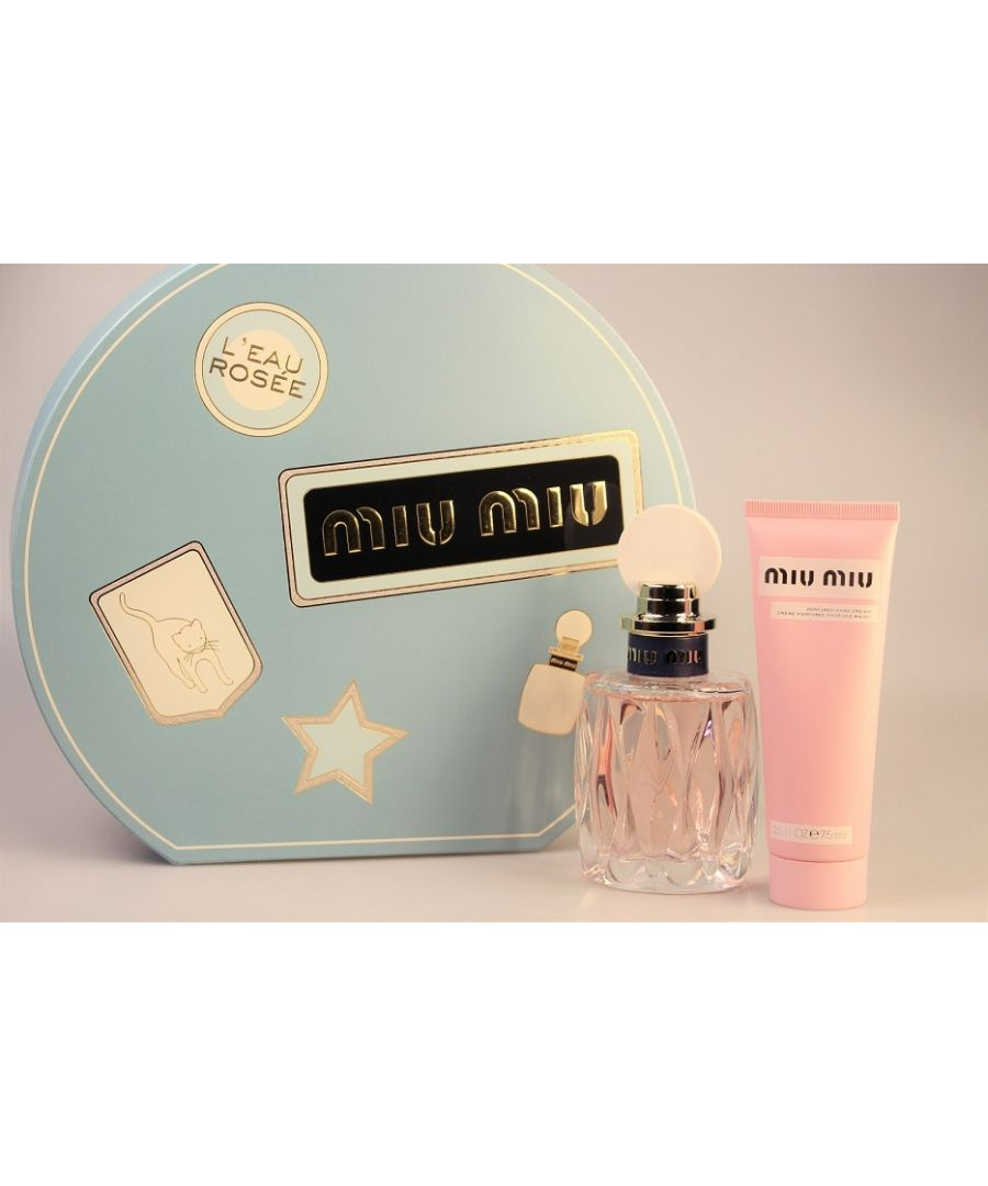Image for Miu Miu 100Ml Edt + Handcream 75Ml