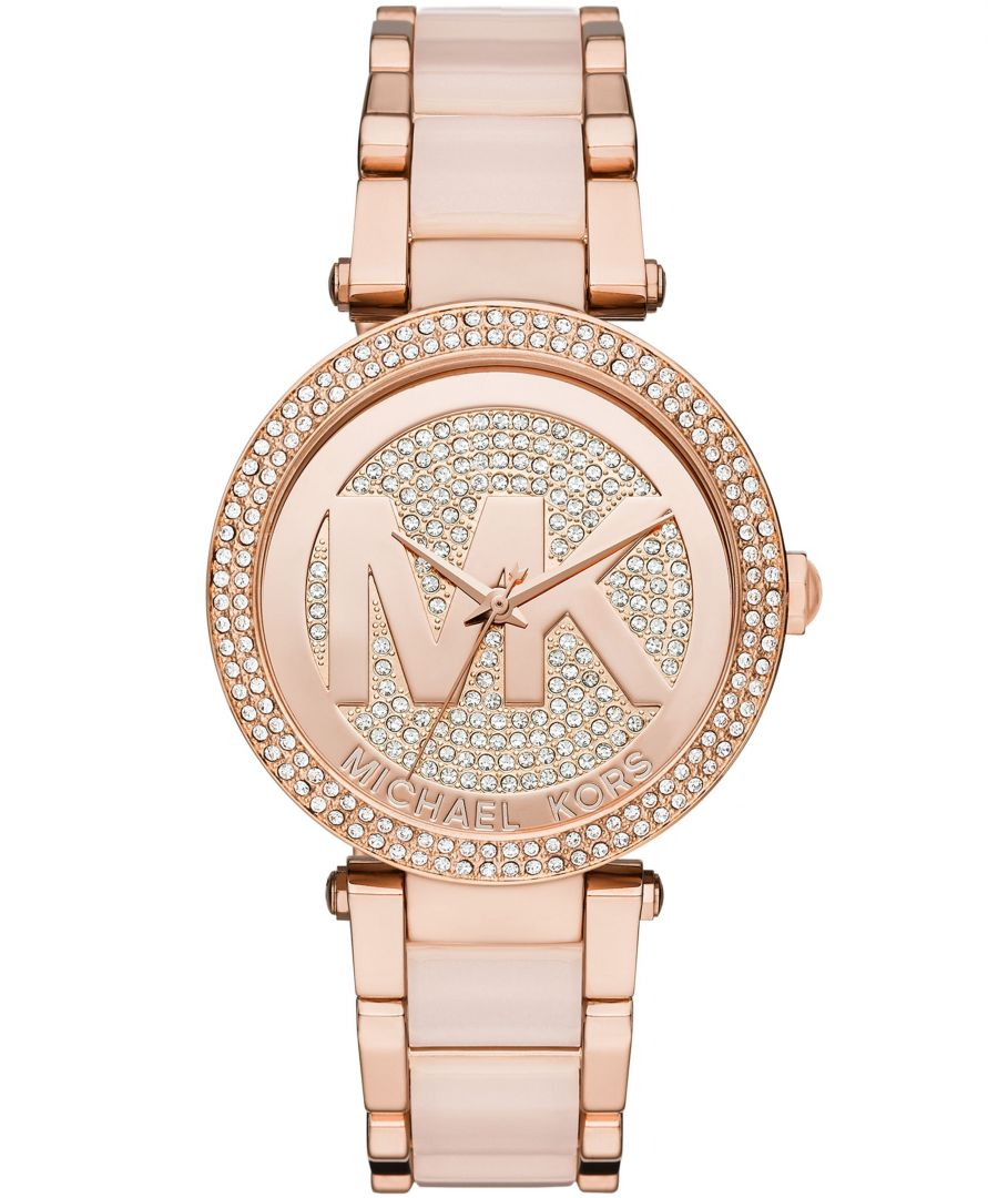 Image for Michael Kors Ladies' Parker Watch MK6176