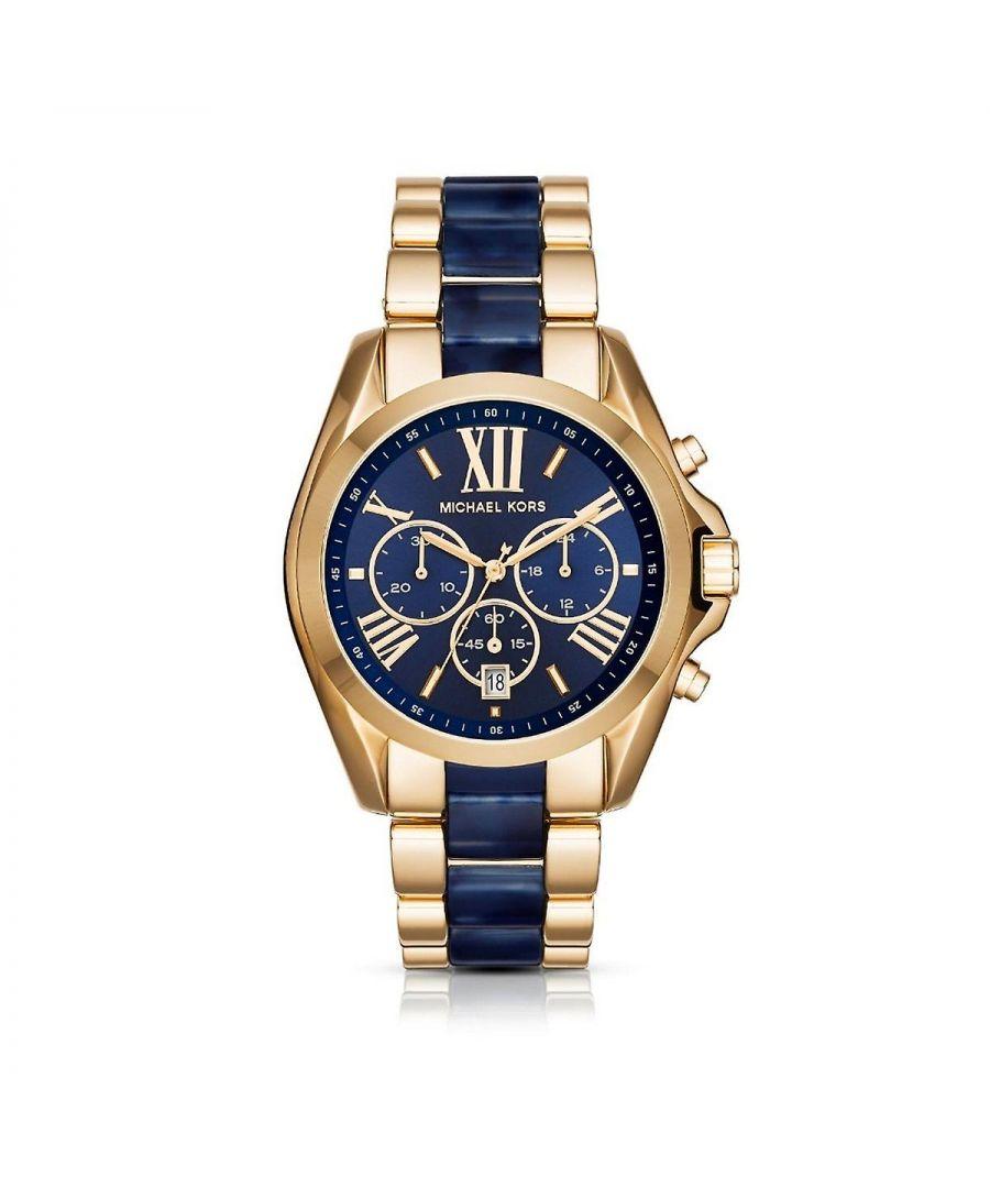 Image for Michael Kors Ladies' Bradshaw Watch MK6268