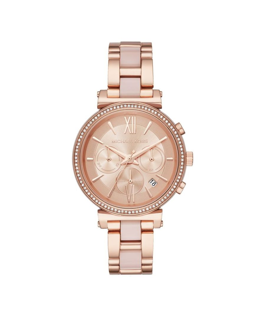 Image for Michael Kors Sofie Watch MK6560