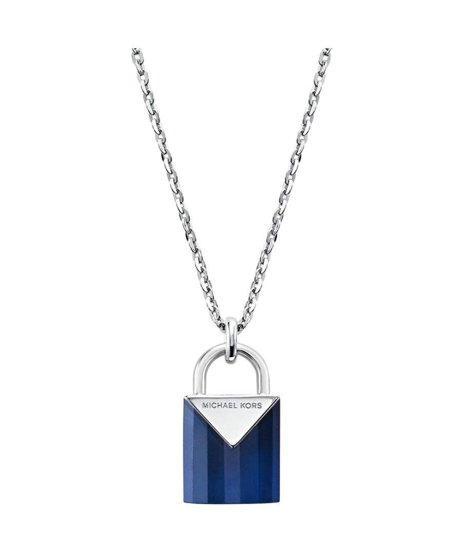 Image for Michael Kors Padlock Necklace