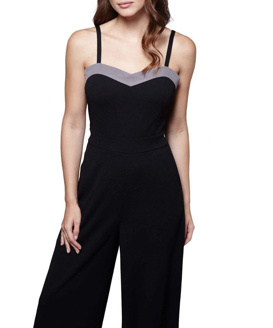Image for Two Tone Front Jumpsuit