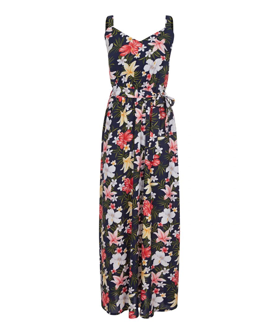 Image for Lily Flower Maxi Dress