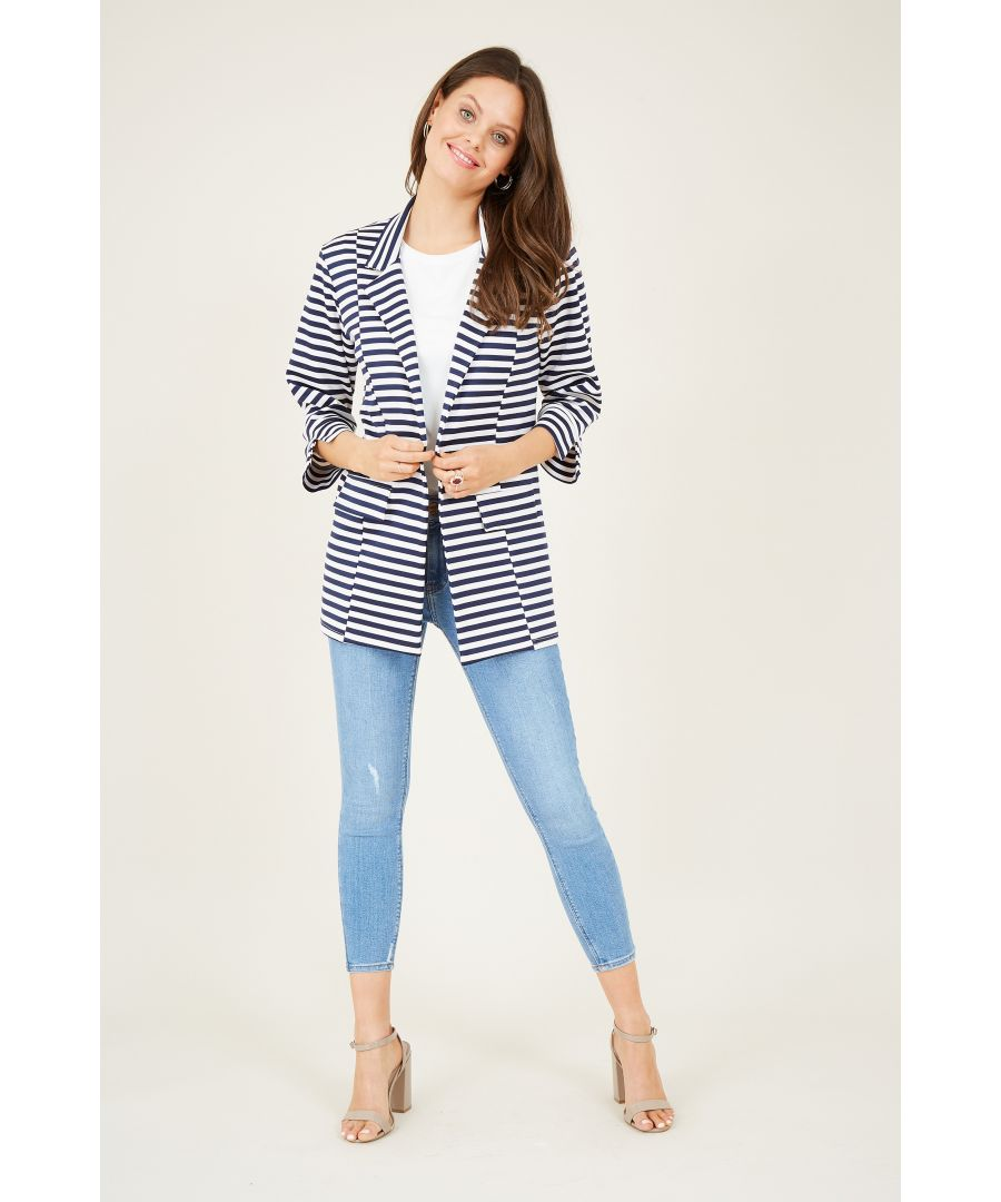 Image for Striped Blazer