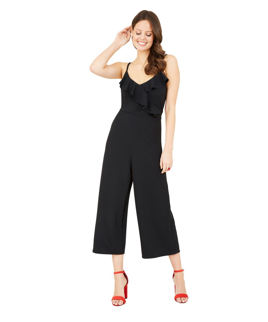Image for Frill Top Jumpsuit