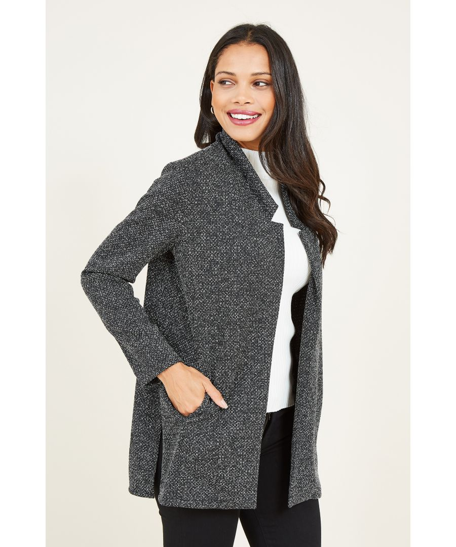 Image for Open Textured Jacket