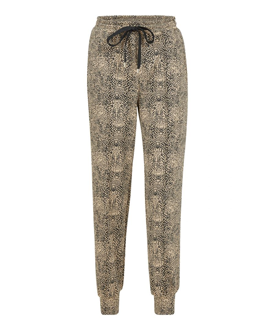 Image for Yumi Printed Joggers