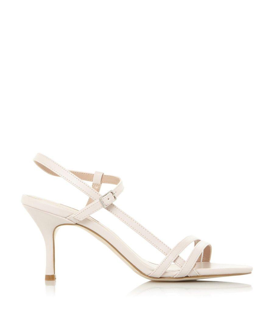 Image for Dune Ladies MODE XX Mid Heel Strappy Sandal