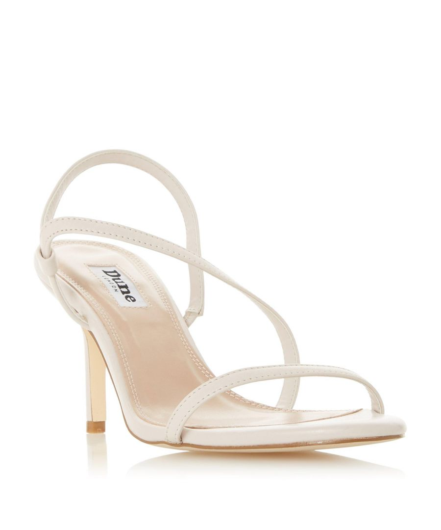 Image for Dune Ladies MOJO Asymmetric Barely There Sandal