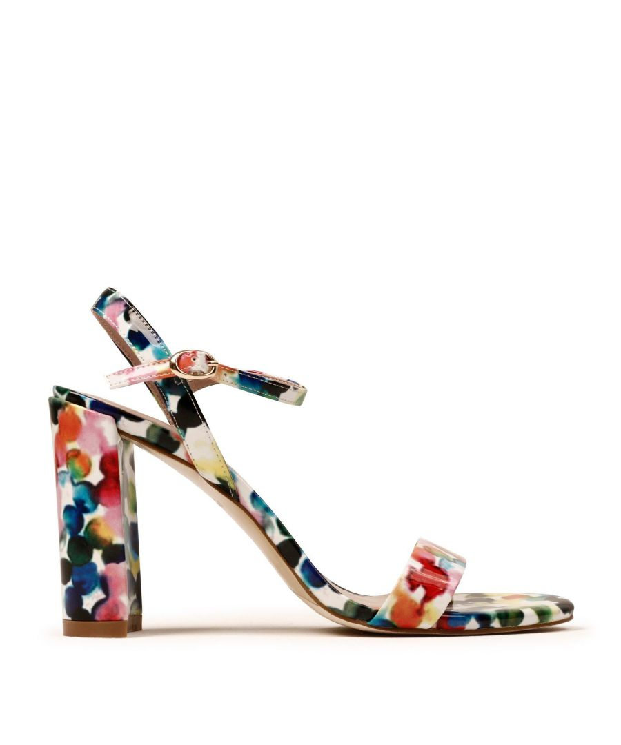 Image for Dune Ladies MONA XX Barely-There Block Heel Sandals