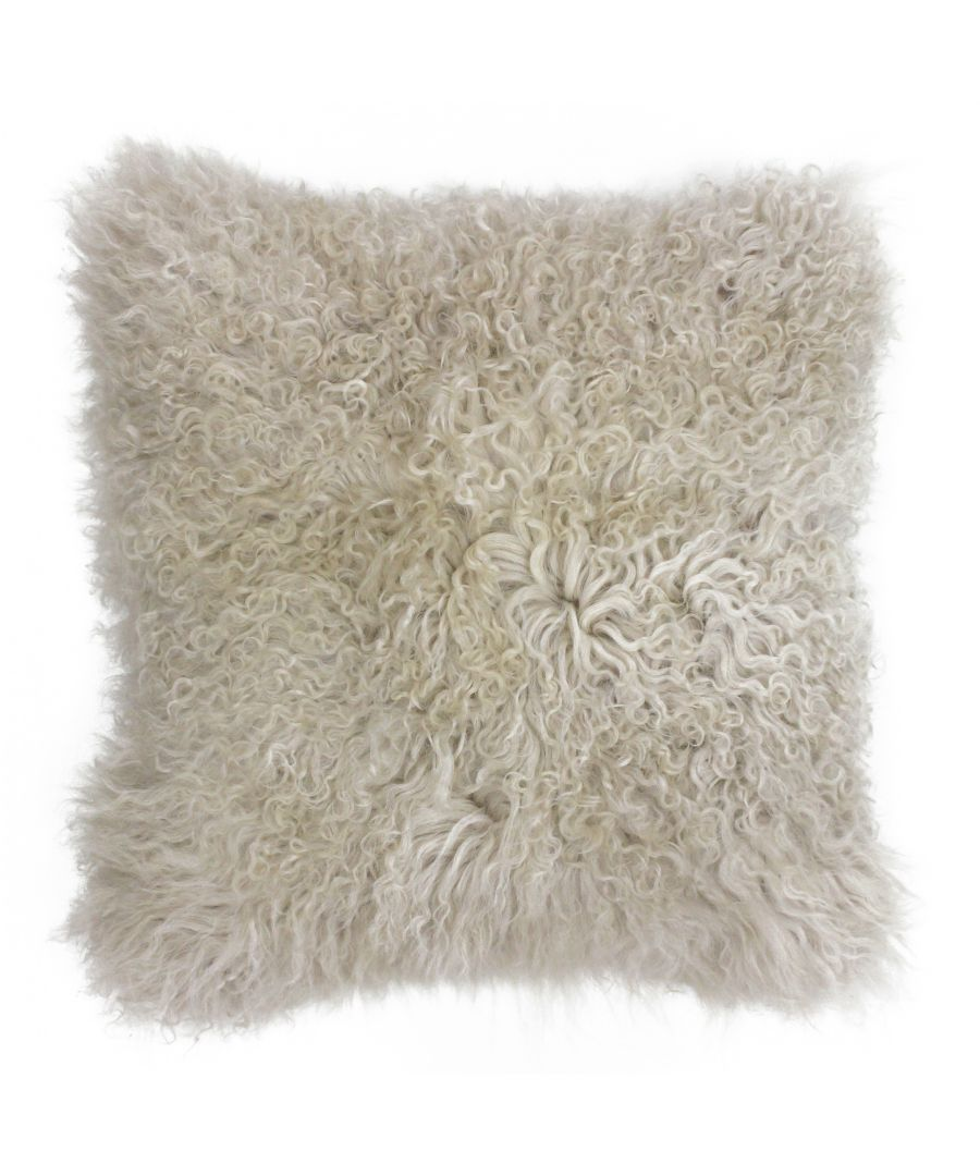Image for Mongolian Wool Cushion