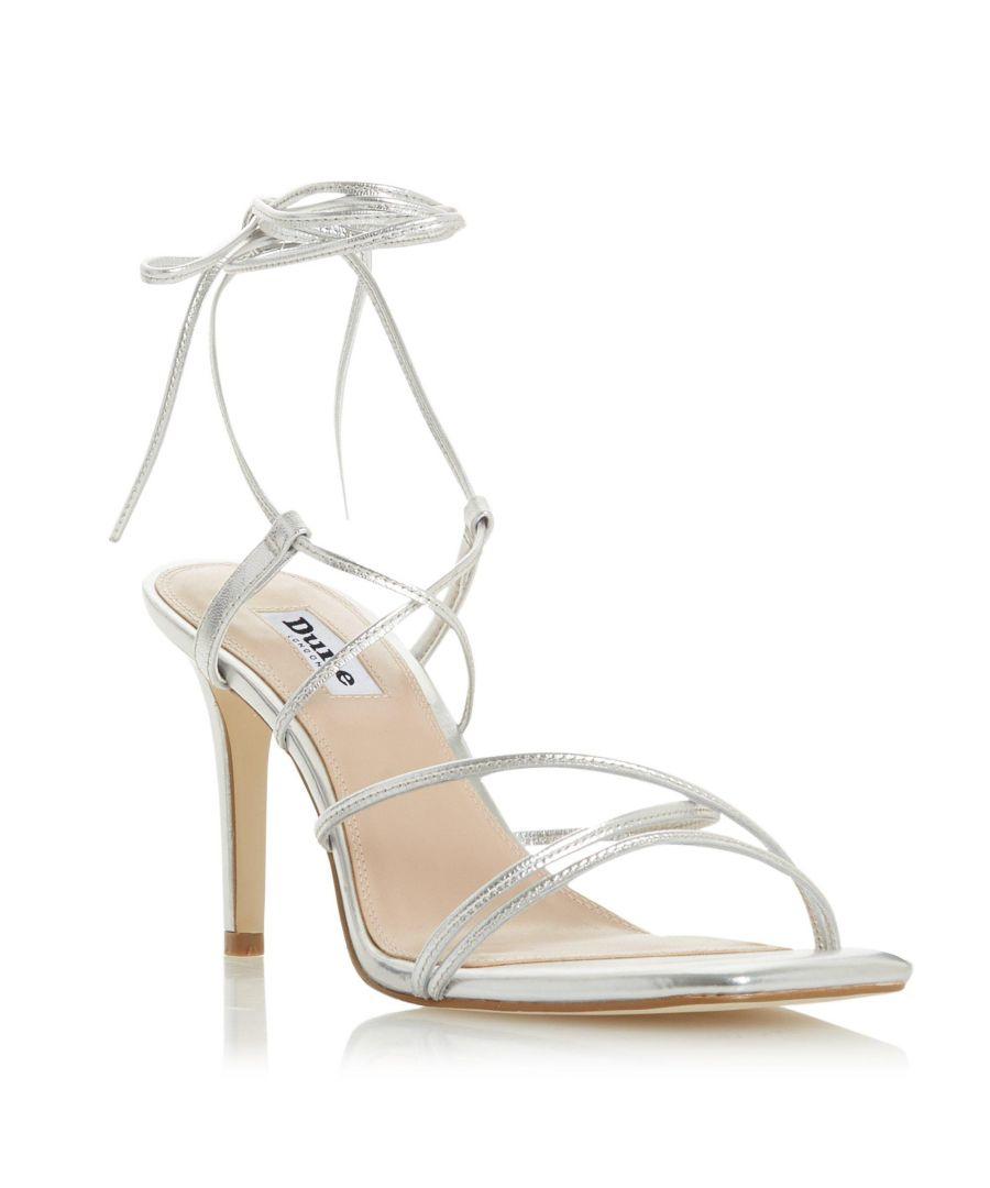 Image for Dune Ladies MONIQUE Spaghetti Strap Stiletto Heel Sandal