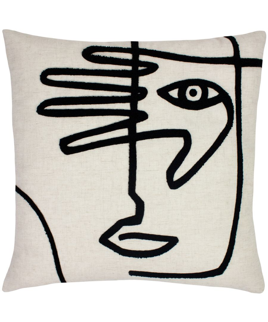 Image for Mono Face Cushion