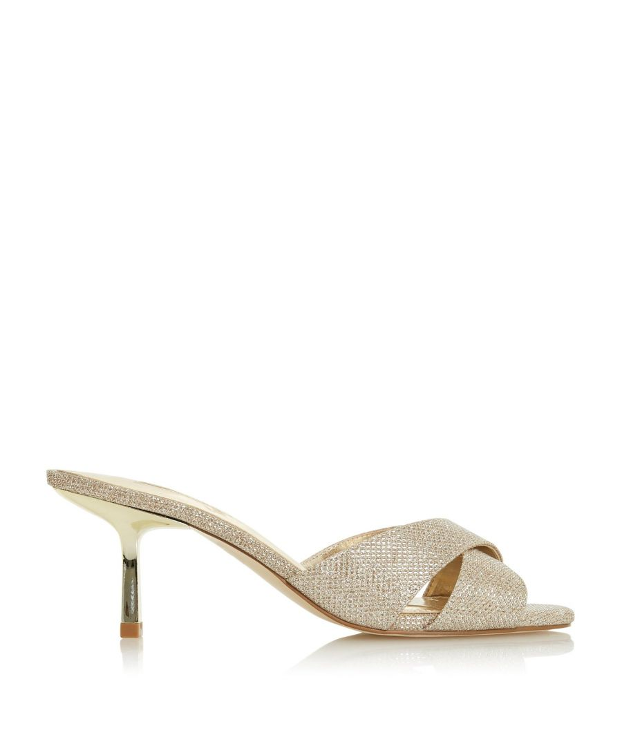 Image for Dune Ladies MONTANNA Kitten Heel Mule