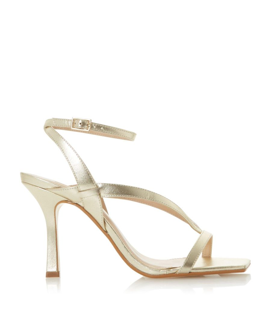 Image for Dune Ladies MONTEREY Square Toe High Heel Sandals