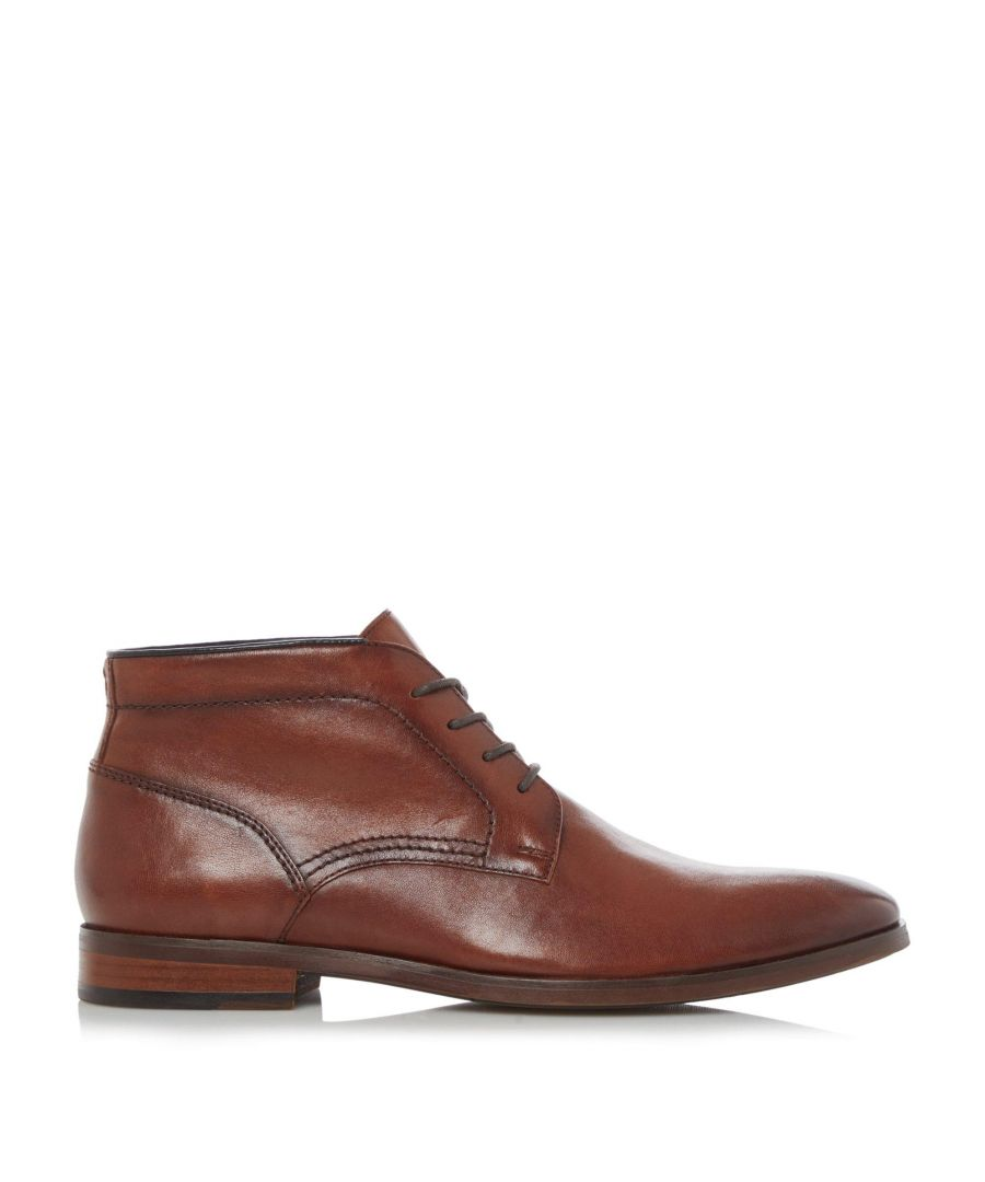 Image for Dune Mens MOVER Smart Lace Up Chukka Boots